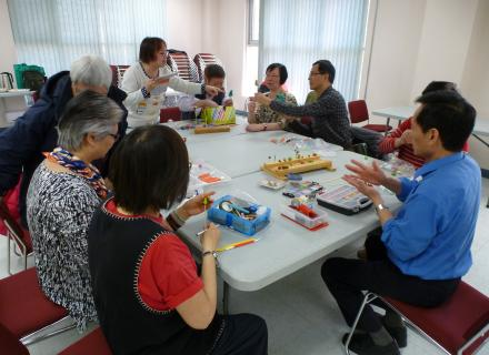 Calgary Chinese Elderly Citizens' Association - Recreation and Education services